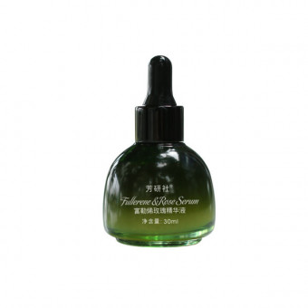 富勒烯玫瑰精华  Fullerene & Rose Essence